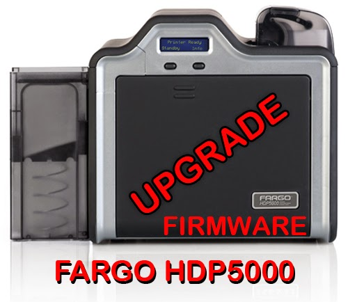 firmware fargo hdp5000