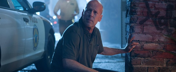 Bruce Willis em FOGO CONTRA FOGO (Fire with Fire)