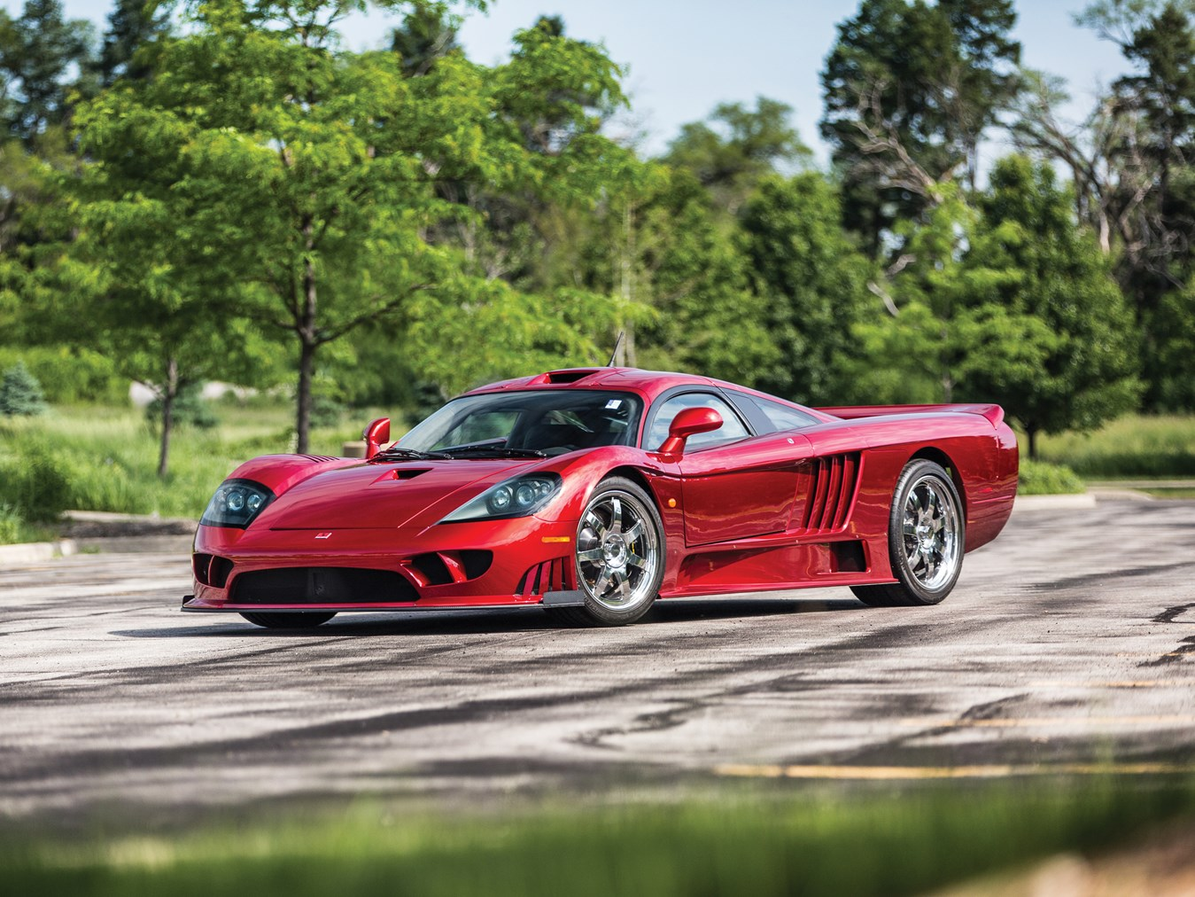 saleen s7 2006 750 hp twin turbo for sale rm sothebys auction july. Black Bedroom Furniture Sets. Home Design Ideas