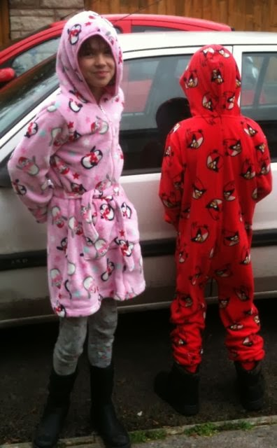 Children in Need PJ day