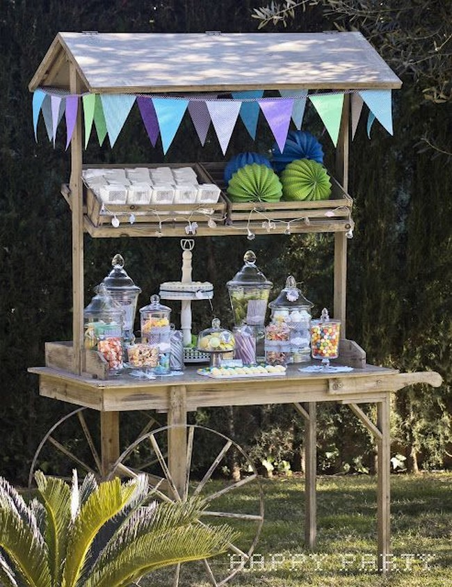 buffet para boda