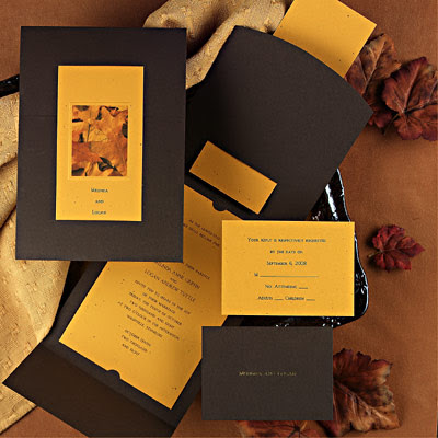 Collection Fall Wedding Invitations Cheap Pictures Weddings Center – Autumn Wedding Invitations Cheap