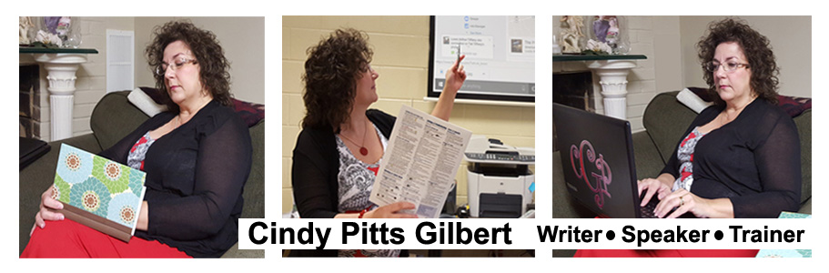 Cindy Pitts Gilbert