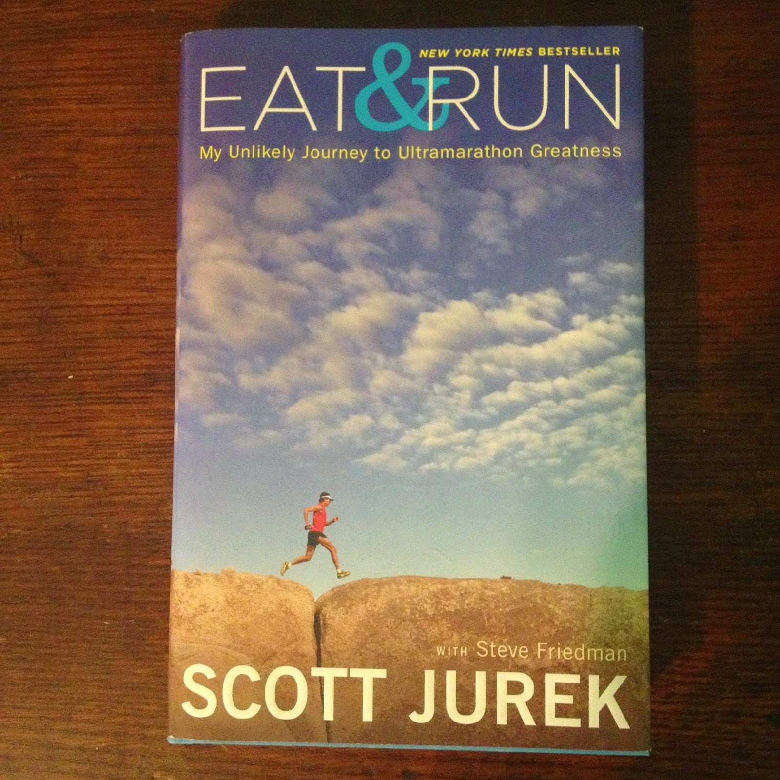 Scott Jurek, Eat and Run