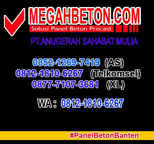 Megah Panel Beton
