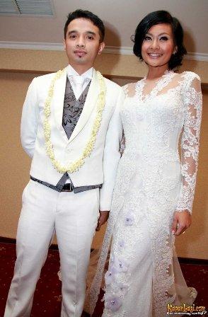 10 kebaya pengantin artis selebriti indonesia info top10