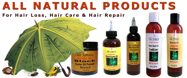 Black Jamaican Castor Oil, Organic Coconut Oil & Beeswax
