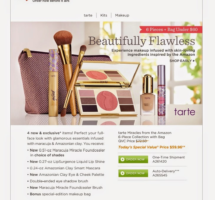 Upcoming Beauty Related QVC Shows To Look Out For: February 2015