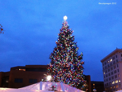 Pioneer Square Tree 2012