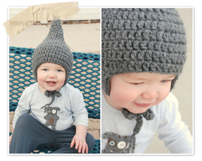 Lorajeans magazine tutorilal how to crochet a baby gnome hat dt1010fo