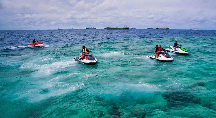 SeaHouse Maldives TopDeck Hotel Value Deal