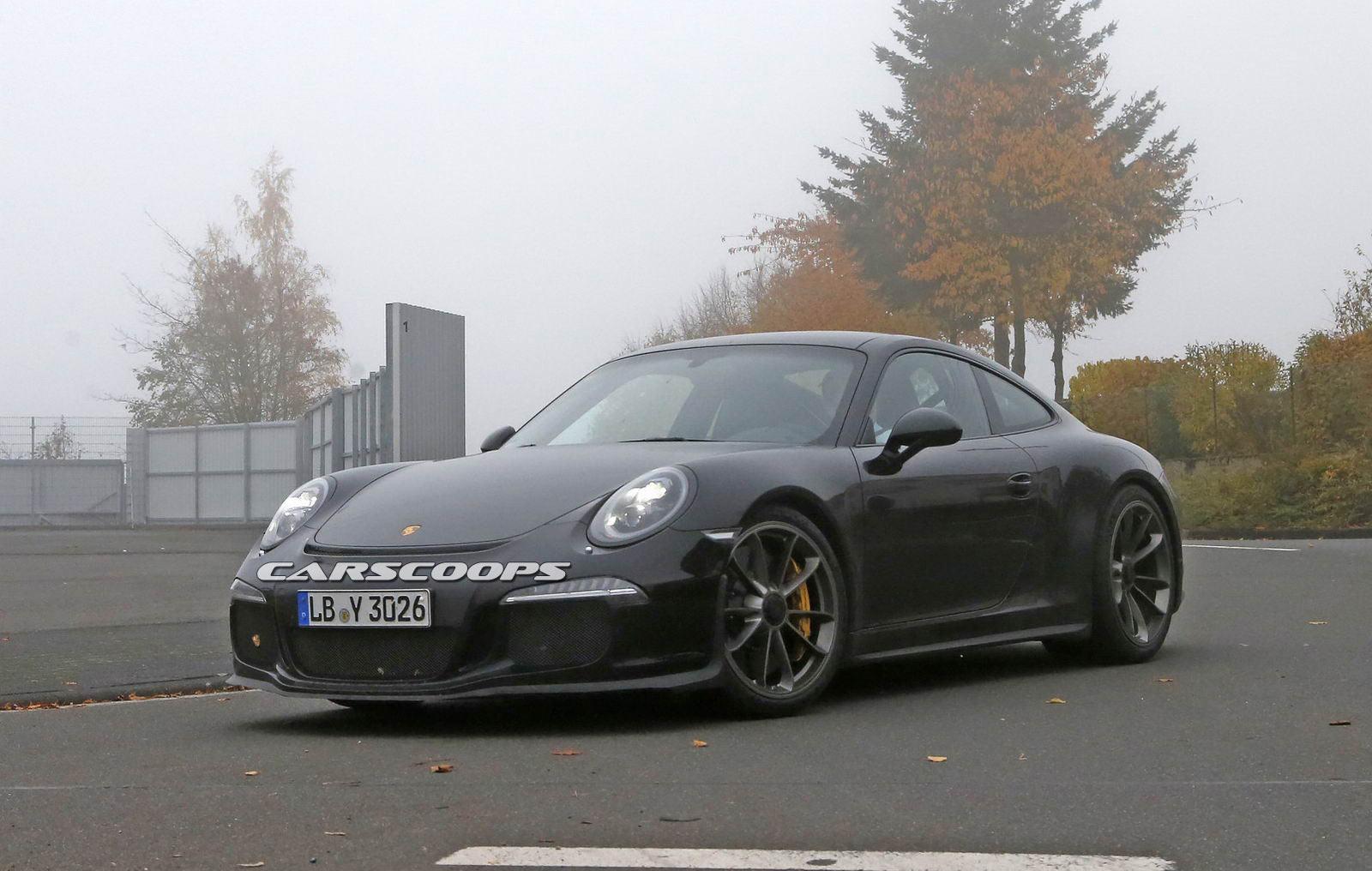 Porsche 911R Geneva Motor Show
