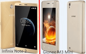 how root infinix note 2 or how to root gionee m3 mini