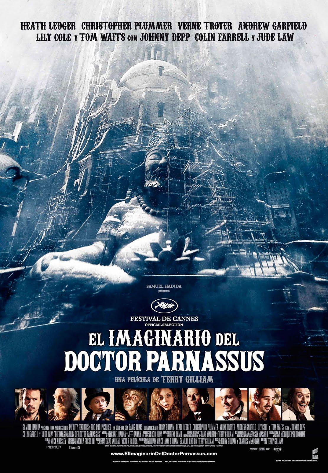 El imaginario del Dr. Parnassus