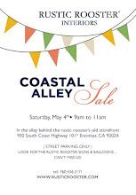 next coastal alley sale