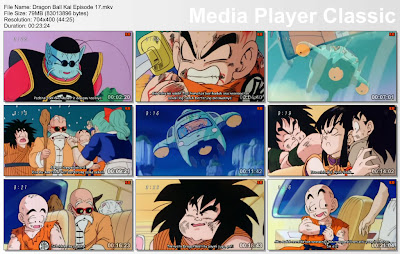 """Download Film / Anime Dragon Ball Kai Episode 17 """"Perjuangan yang Sangat Berat! Harapan Terakhir, Rumah Picollo"""" Bahasa Indonesia"""