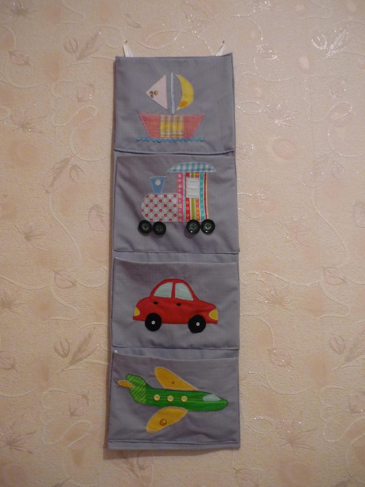 Кармашки (саше) в шкафчик для детского садика. Подробный 26