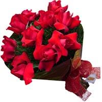 Buquê Rosas Colombianas Vermelhas