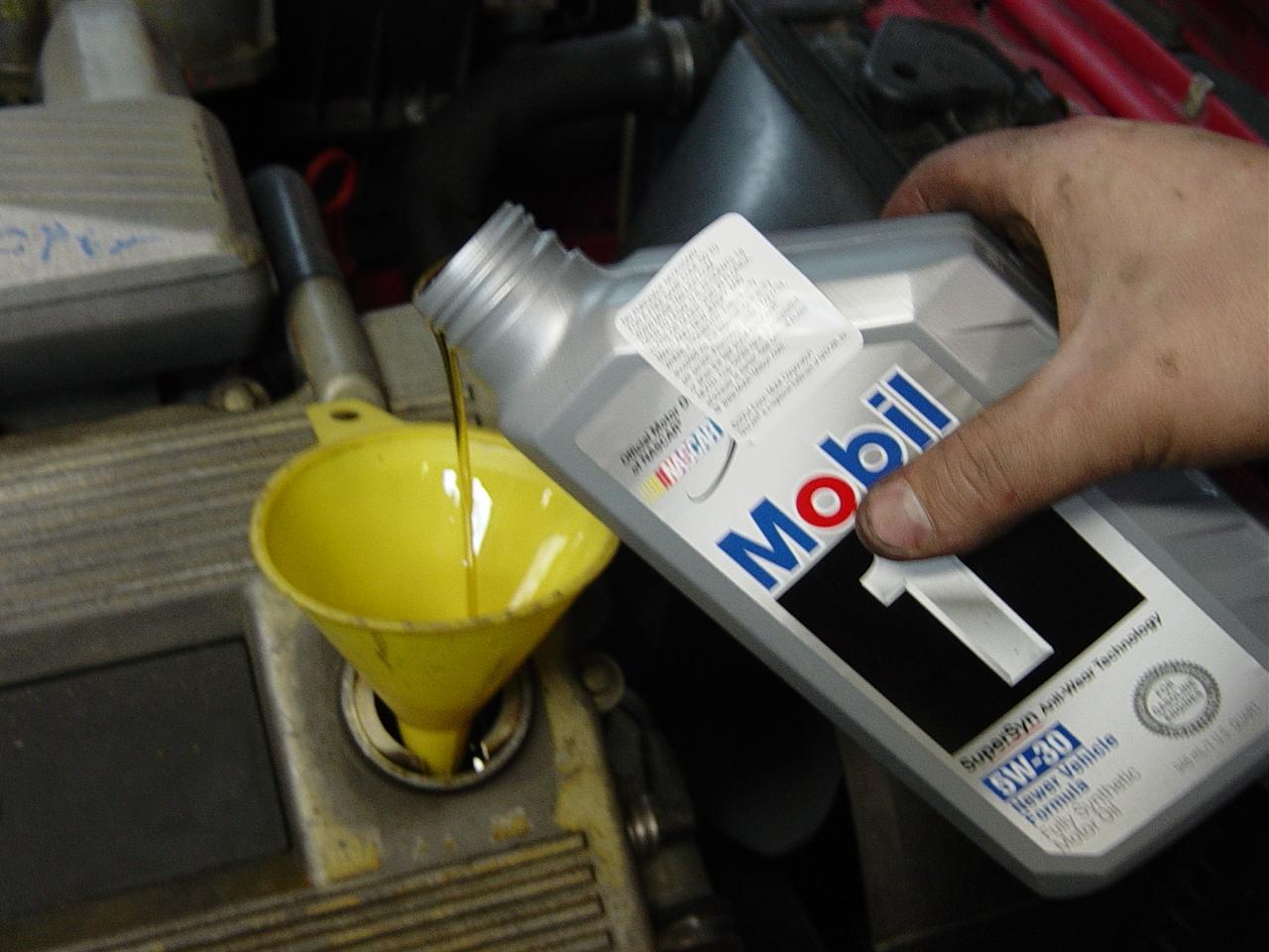 Oil Change Tips