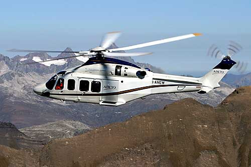 AW149 New Multirole Helicopter