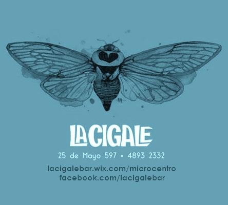 La Cigale | Buenos Aires