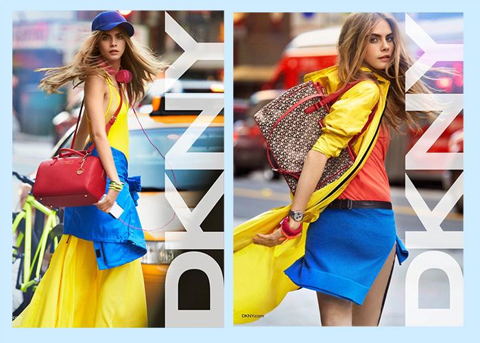 DKNY Primavera verano 2013