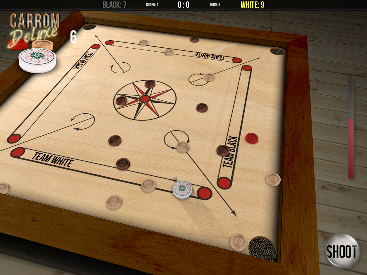 Carrom Deluxe FULL VERSION PRO APK