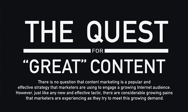 Image: The Quest For Great Content