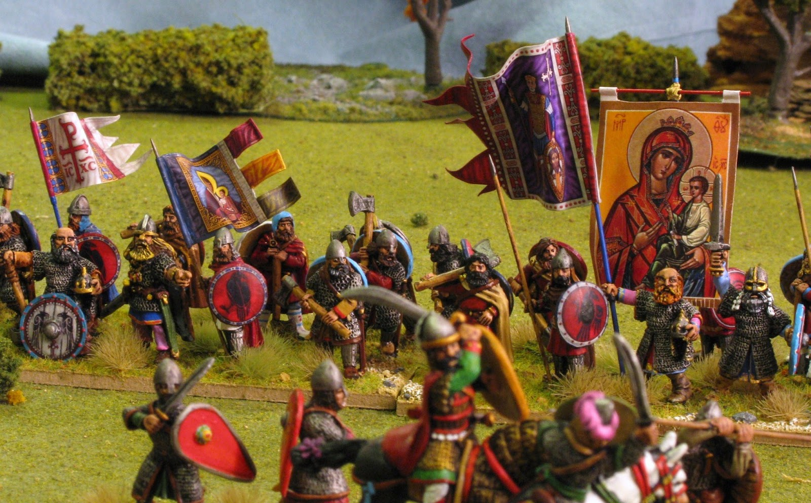 military essays byzantine armies The palaiologan army refers to the military forces of the byzantine empire from the late thirteenth century to its final collapse in the mid fifteenth century, under.