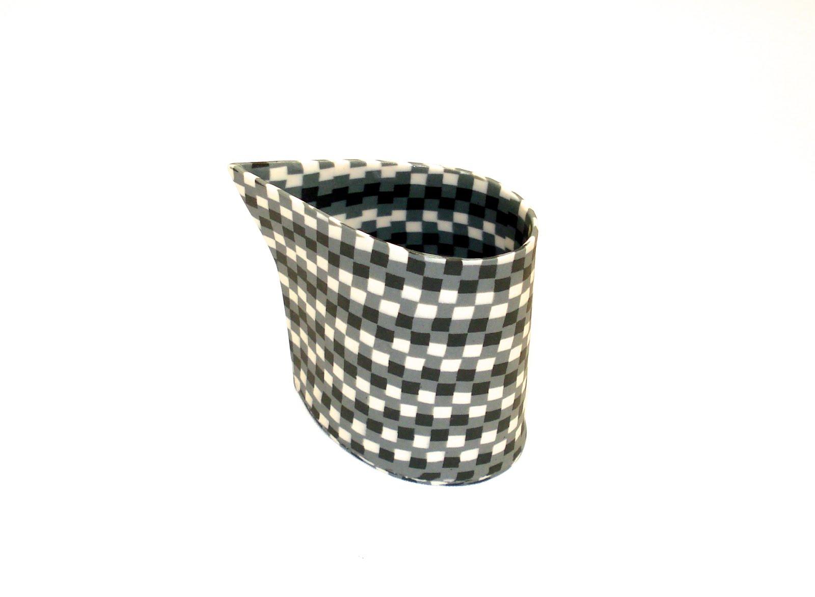 Mandy Cheng Porcelain Nerikomi Taiwan Ceramics Biennale