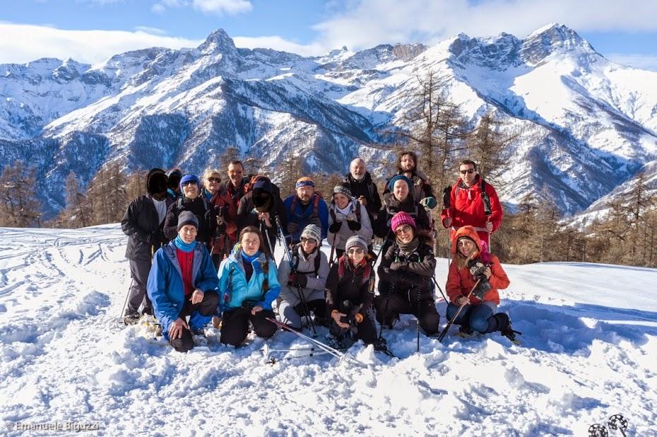 Capodanno in Val maira 2013-14