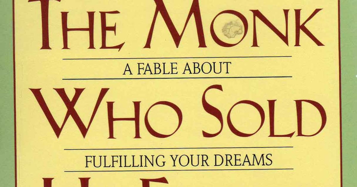 Read Books Online The Monk Who Sold His Ferrari Robin