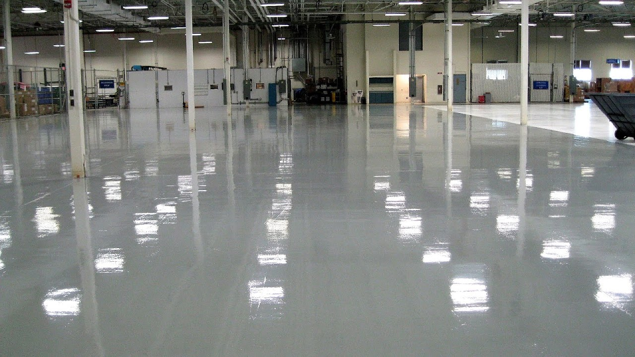 Flooring - Industrial Floor Paint