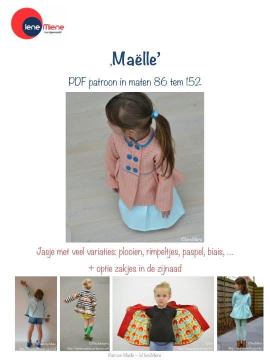 "PDF patroon ""Maëlle"""
