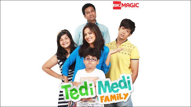 'Tedi Medi Family' Big Magic Tv Show wiki Story|Cast|Promo|Timing