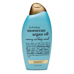 Organix, Organix body wash, Organix shower gel, Organix Hydrating Moroccan Argan Oil Creamy Oil Body Wash, Moroccan oil, argan oil, body wash, shower gel, shower