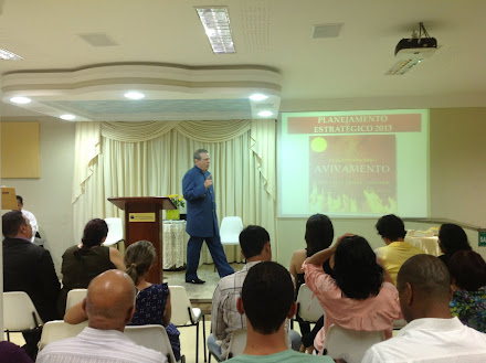 CULTO: Planejamento Estratégico para 2013