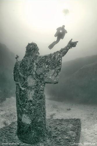 Estátua de Jesus Cristo - Kristu l-Bahhar