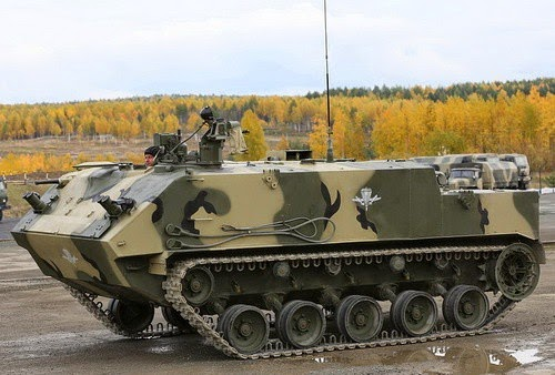 BMD-3 (Boyevaya Mashina ) Fast personnel Carrier