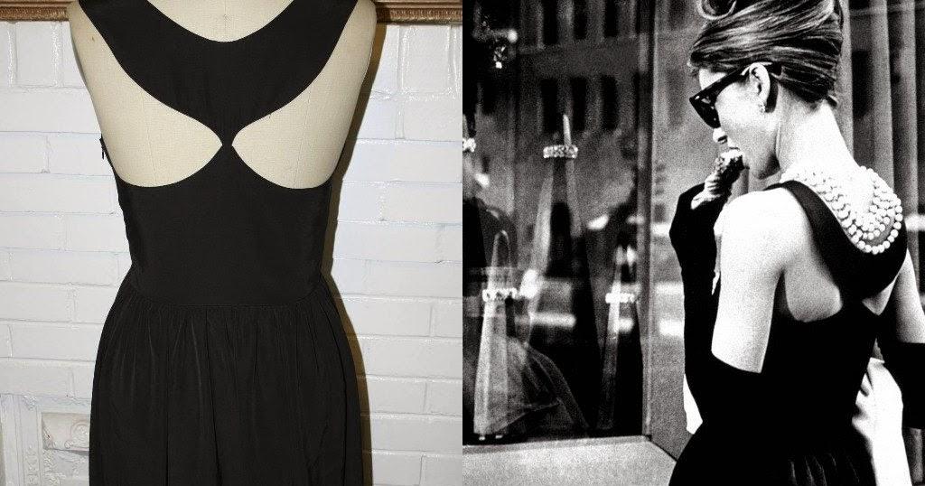 Morningstar Pinup: Breakfast At Tiffany's Black Dresses