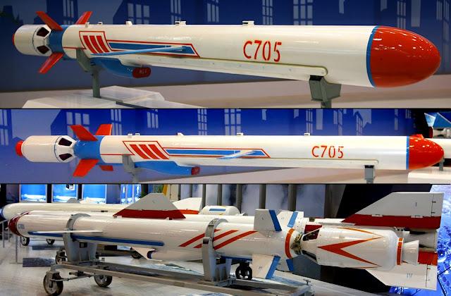 Rudal C-705 China