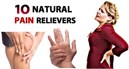 Having arthritis or back pain? Get Natural Pain relievers