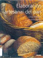 Elaboracion artesanal del pan - Linda Collister, Anthony Blake