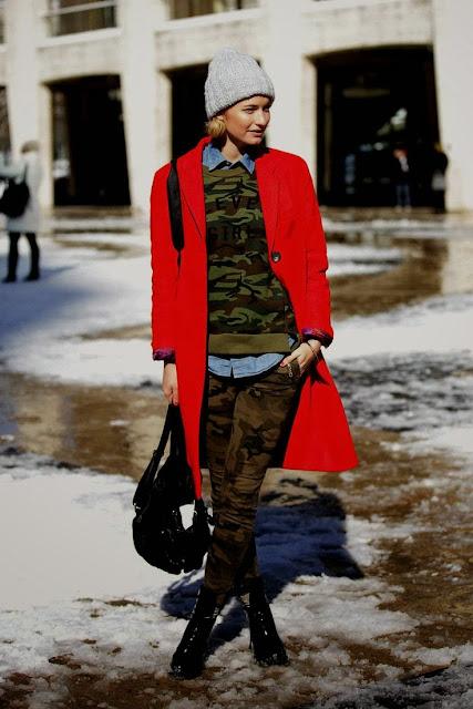 Street Style Fashion Blog Christmas Outfits Red Fall Fashion Zanita