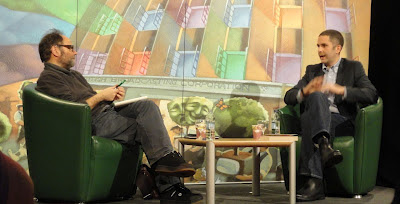 Malachi O'Doherty in conversation with Tom Rachman, author of The Imperfectionists