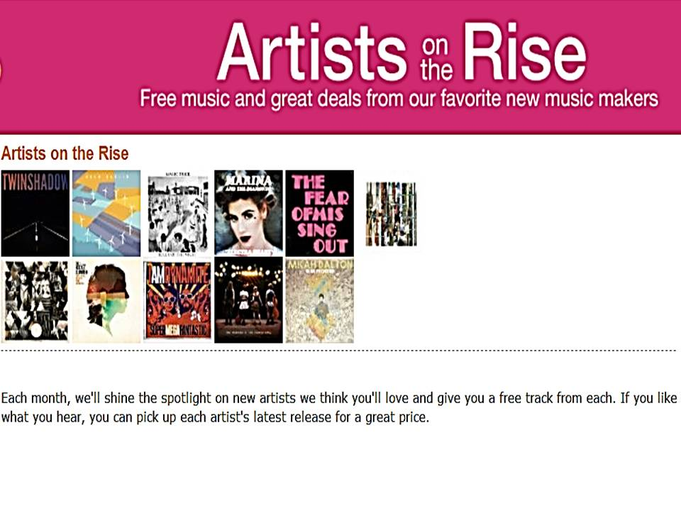 how to download free music from the internet