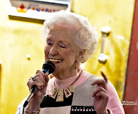 Inimitable Dorothy Rose (95 years young)