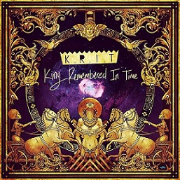 Big KRIT - King Remembered In Time (cover)