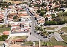 Imagen da região central da cidade