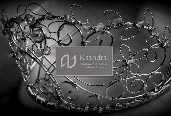 Art jewelry  by KSANDRA